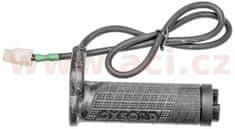 Oxford náhradní rukojeť pravá pro vyhřívané gripy Hotgrips ATV a ATV Premium vč. koncové objímky, OXFORD OF770T9
