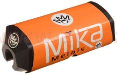 """Mika chránič hrazdy řídítek """"Raw Series"""", MIKA (oranžový) RAW BAR PADS-ORANGE"""