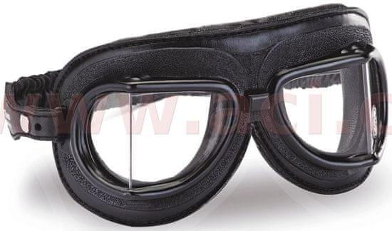 Climax Vintage brýle 513, CLIMAX (černé/černý rámeček/čirá skla) 513-N
