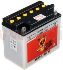 Banner baterie 12V, YB16-B, 19Ah, 230A, BANNER Bike Bull 175x100x155 51912