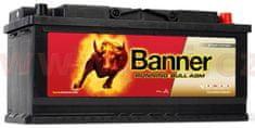 Banner 105Ah baterie, 950A, pravá BANNER Running Bull AGM 394x175x190 AGM60501
