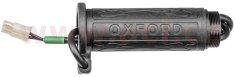 Oxford náhradní rukojeť pravá pro vyhřívané gripy Hotgrips Cruiser a Cruiser Premium, OXFORD OF697T7