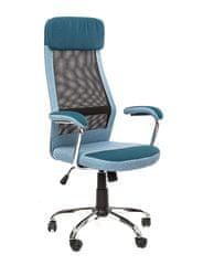 Sedia Kancelářská židle Q 336 modrá
