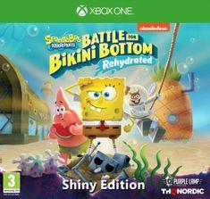 THQ Nordic Spongebob SquarePants: Battle for Bikini Bottom - Rehydrated - Shiny Edition igra (Xbox One)