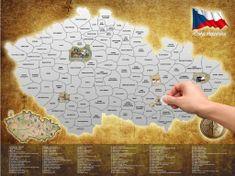Alum online Stieracia mapa Česká Republika