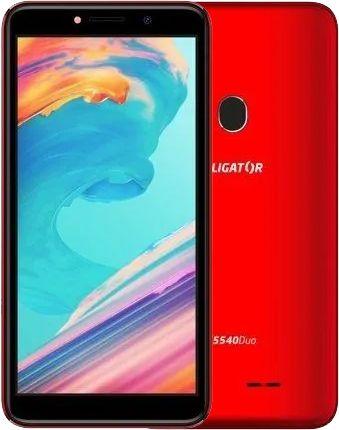 Aligator S5540 Duo, 2GB/32GB, červený
