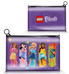 LEGO peresnica/kozmetična torbica Friends - Odprta embalaža