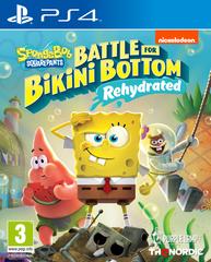 THQ Nordic Spongebob SquarePants: Battle for Bikini Bottom - Rehydrated igra (PS4)