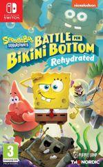 THQ Nordic Spongebob SquarePants: Battle for Bikini Bottom - Rehydrated igra (Switch)