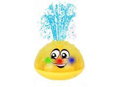 Alum online Detská fontána do vane - Žltá