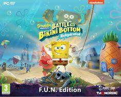 THQ Nordic Spongebob SquarePants: Battle for Bikini Bottom - Rehydrated - F.U.N. Edition igra (PC)