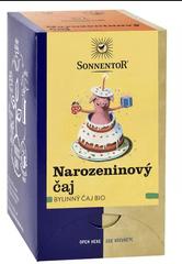 Sonnentor Narodeninový bylinkový čaj Bio 27g