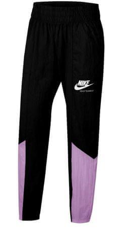 Nike lány nadrág Sportswear Heritage, XS, fekete