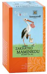 Sonnentor Raráškův bylinný čaj Zakrátko maminkou 20g