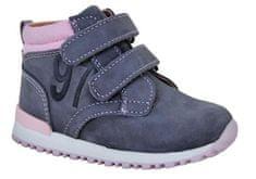 Protetika dievčenská celoročná obuv HELGEN GREY 72021