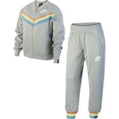 Nike komplet dresów dziewczęcych Sportswear Heritage