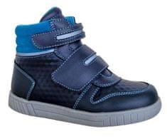 Protetika chlapčenská celoročná obuv Tade NAVY 72017