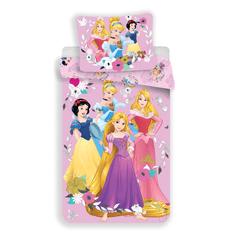 Jerry Fabrics Princezny 02 růžová