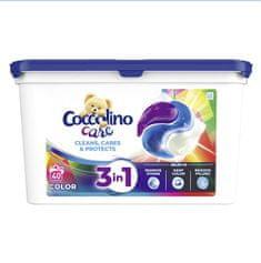 Coccolino Care kapsle Barevné prádlo 40 dávek