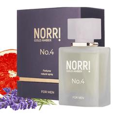 NORRI Gold Amber N°4 50 ml (pánský parfém)