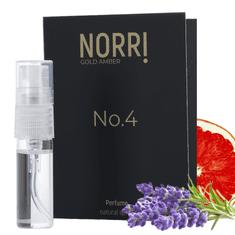NORRI Gold Amber - 2 ml tester