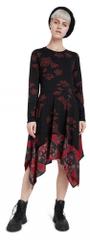 Desigual dámské šaty Vest Chicago 20WWVK56