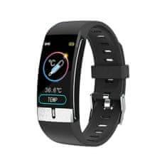 Immax Smart watch Immax TEMP FIT black s teploměrem - app v CZ