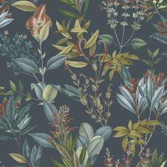 Decoprint Luxusní vliesová tapeta Květy BL22744, Summer Flower, Blooming, Decoprint
