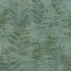 Decoprint Vliesová tapeta na zeď TP21261, Listy kapradiny, Passenger, Decoprint