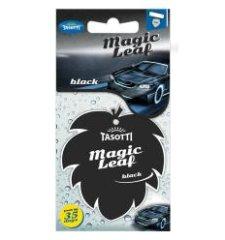 Tasotti TASOTTI Magic leaf black