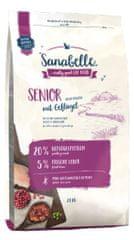Sanabelle Senior suha hrana za mačke, 2 kg