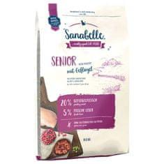 Sanabelle Senior suha hrana za starejše mačke, 10 kg