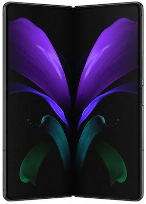 Samsung Galaxy Z Fold 2 5G, skladací telefón, ohybný telefón, vonkajší a vnútorný veľký displej, Dynamic AMOLED, Super AMOLED, Gorilla Glass 7