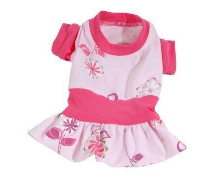 Kraftika Sukienka na lato (wyprzedaż) - różowy xxs jest, sukienki