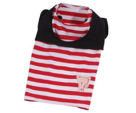Kraftika T-shirt teddy-red (stock clearance) xl, pólók