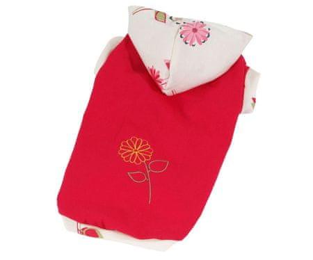 Kraftika Póló bloom (stock clearance) - piros xl, pólók