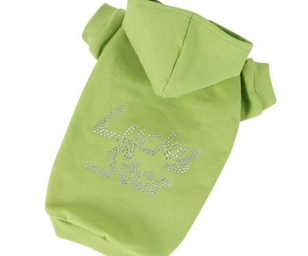 Kraftika Bluza szczęśliwa gwiazda - zielony m, bluzy