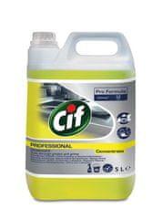 Cif Professional Odmašťovač - koncentrát 5l