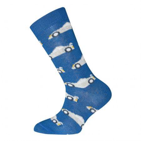 EWERS fiú zokni, 27-30, kék