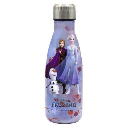 Puro Disney Snježno kraljevstvo boca, 500 ml, roza