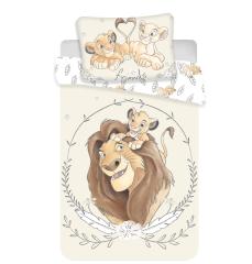 Emba Trade Detské obliečky do postieľky Leví kráľ