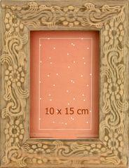 Hofmann Foto okvir 10x15 cm, iz lesa, namizni s tačko, 393