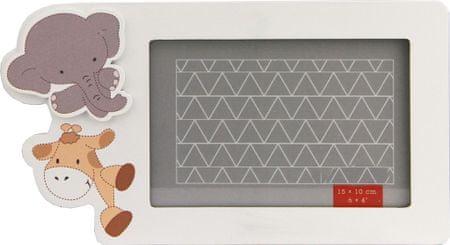 Hofmann Foto okvir 10x15 cm, iz lesa, namizni s tačko, 331