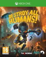 Destroy All Humans! (XBOX1)