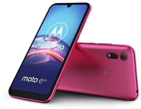 MOTOROLA E6s, 2GB/32GB, Electric Pink