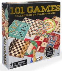 Spin Master zestaw 101 gier
