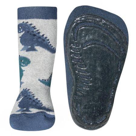 EWERS čarape za dječake, 25 - 26, plava