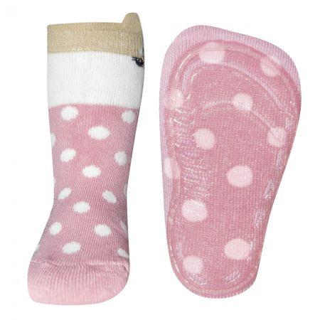EWERS dekliške nogavice, 25 - 26, roza