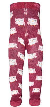 EWERS dekliška hlačne nogavice, 56, roza