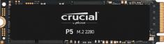 Crucial P5, M.2 - 250GB
